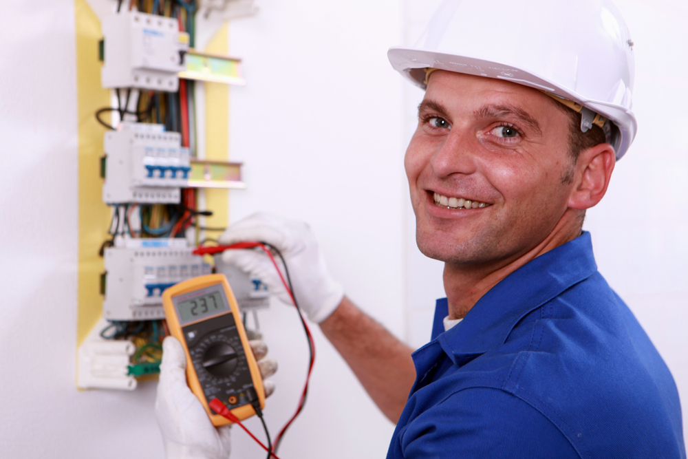 Electrician in North Wales